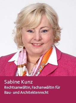 Team Klaus + Partner: Sabine Kunz